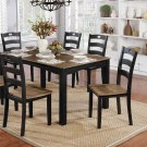 Liliana 7 Pc. Dining Table Set Product Image