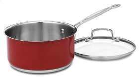 3 Quart Saucepan with Cover