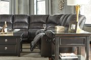 Nantahala - Slate 6 Piece Sectional Product Image