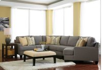 Chamberly 4 Pc LAF Sectional w/RAF Cuddler Product Image