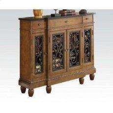 Oak Console Table Product Image