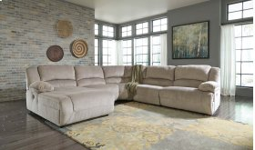 Toletta - Granite 5 Piece Sectional
