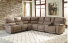 Bohannon - Taupe 3 Piece Sectional Product Image