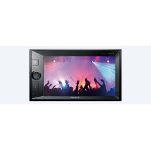 """6.2"""" (15.75 cm) Media Receiver with BLUETOOTH® Wireless Technology"""