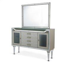 Sideboard & Mirror