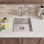 American StandardPekoe 17x17 Stainless Steel Kitchen Sink  American Standard - Stainless Steel