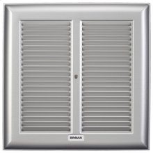 Grille, Bath Fan (Metal) (660, 662, 664, 665, 666 and 668)