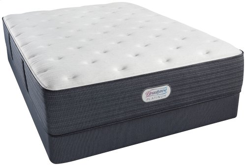 BeautyRest - Platinum - Gibson Grove - Plush - Tight Top - Cal King