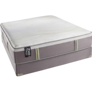 SimmonsBeautyrest - NXG - 300G - Dual Comfort Pillow Top - Cal King