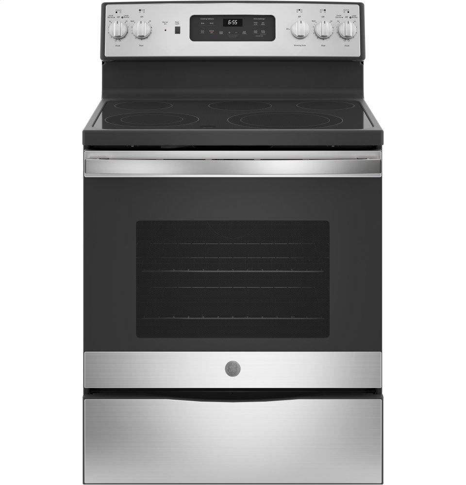 """GEGe® 30"""" Free-Standing Electric Convection Range"""