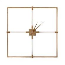 Katie Gold Clock
