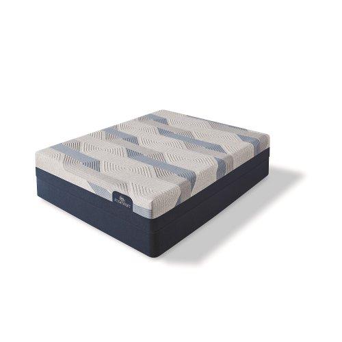 iComfort - Blue 300CT - Plush - Twin XL