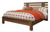 Cinrey - Medium Brown 3 Piece Bed Set (King)