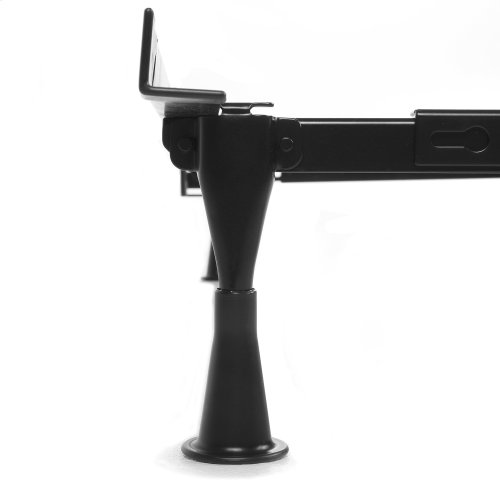 Deluxe Promotional TK52G with Fixed Headboard Brackets and (6) Glides, Twin / California King