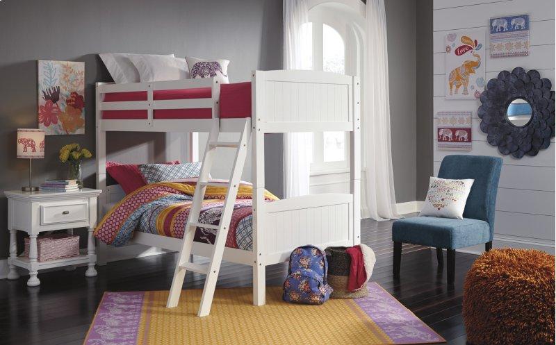 B50259r In By Ashley Furniture In Fredericksburg Va Twin Bunk Bed