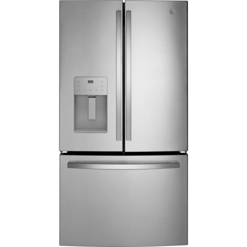 ENERGY STAR® 25.6 Cu. Ft. Fingerprint Resistant French-Door Refrigerator