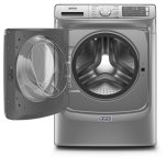 Maytag Smart Front Load Washer With Extra Power And 24-Hr Fresh Hold® Option - 5.0 Cu. Ft.