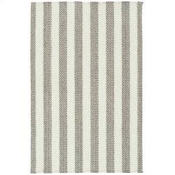 Hampton Ash Stripe Flat Woven Rugs