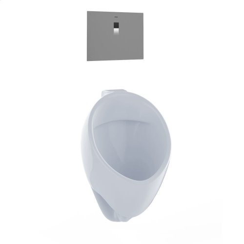 Commercial Washout Ultra High-Efficiency Urinal, 0.125 GPF - ADA - CEFIONTECT - Cotton