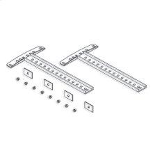 Insulated Headboard Bracket Kit for D-122 Models Only, Full / Queen