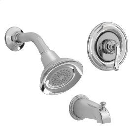 Winthrop One-Handle Tub Shower - Polished Chrome