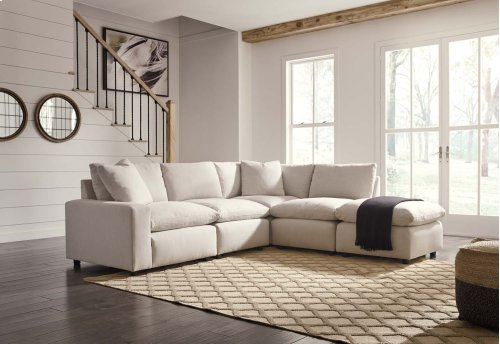 5 Pc Sectional