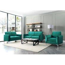 Abigail Green Sofa
