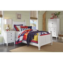 Twin Cottage Bed