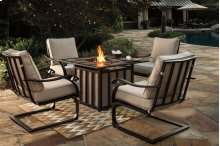 Wandon - Beige/Brown 2 Piece Patio Set