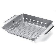 WEBER STYLE - Stainless Steel Vegetable Basket