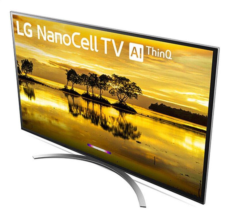LG Nano 9 Series 4K 86 inch Class Smart UHD NanoCell TV w/ AI ThinQ®  (85 6'' Diag)