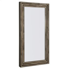 Accents Melange Venice Floor Mirror w/Jewelry Storage