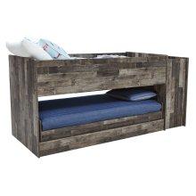 Twin Loft Caster Bed