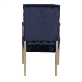 Rosalind Arm Chair Navy