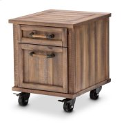 Rolling File Cabinet Product Image