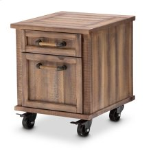Rolling File Cabinet