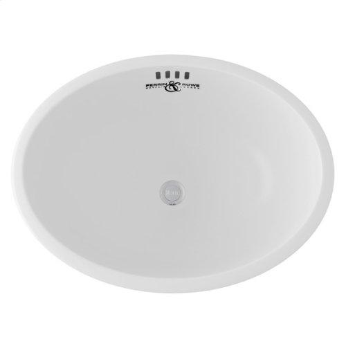 Perrin & Rowe Oval Undermount Sink