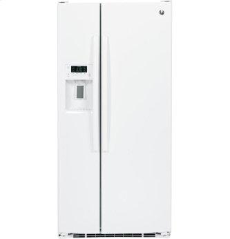 GE™ 23.2 Cu. Ft. Side-By-Side Refrigerator