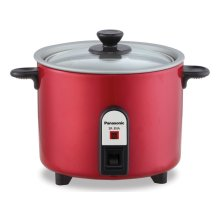 1.5 Cup (uncooked) Automatic Rice Cooker - Red - SR-3NAR