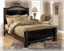 King Poster Bed Package