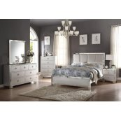 VOEVIIIE II PLATINUM QUEEN BED