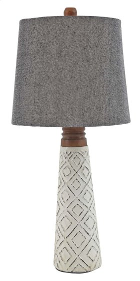 Paper Table Lamp (2/CN)