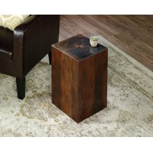 Stump Side Table