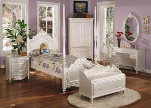 KIT-TWIN SIZE BED
