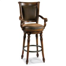 Dining Room Waverly Place Memory Swivel Bar Stool