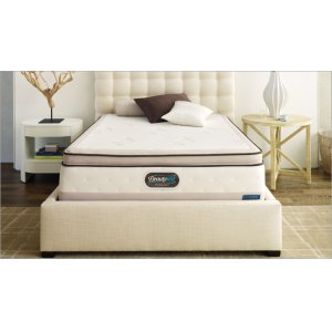 Beautyrest - TruEnergy - Level 4 - Plush Firm - Drop Top - King