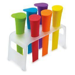 Ice Pop Molds with Tray