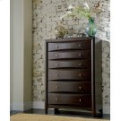 Phoenix Cotemporary Six-drawer Chest Product Image
