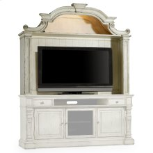 Home Entertainment Sanctuary Entertainment Console Hutch