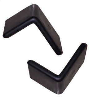1.25-Inch Sheet Saver Protector for Steel Bed Frames, 2-Pack